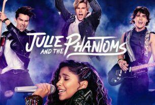 Джули и призраки 2 сезон