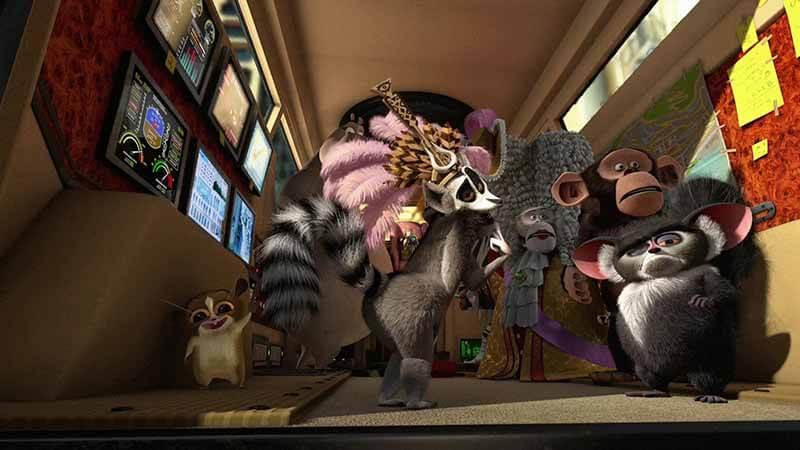 Будет ли выход Мадагаскар 4