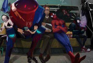 Когда выйдет мультфильм Человек-паук 2