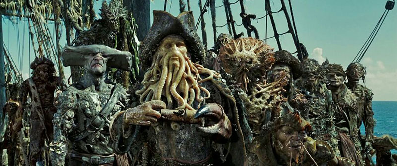 Когда вийдет Пираты Карибского моря 6